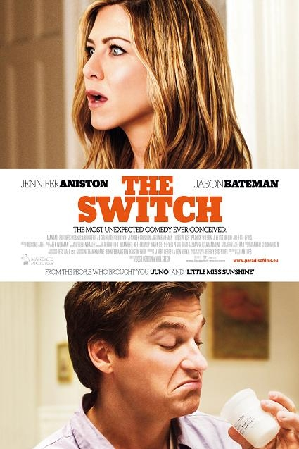 The Switch poster, © 2010 Paradiso