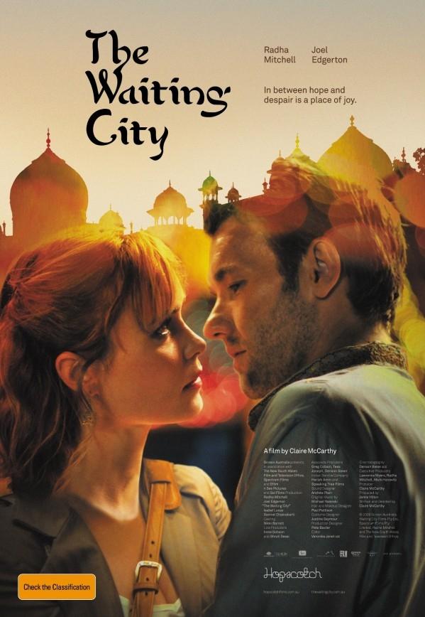 The Waiting City poster, copyright in handen van productiestudio en/of distributeur