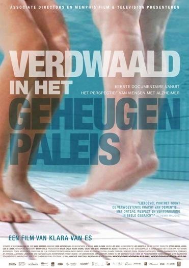 Verdwaald in het geheugenpaleis poster, © 2010 Cinema Delicatessen