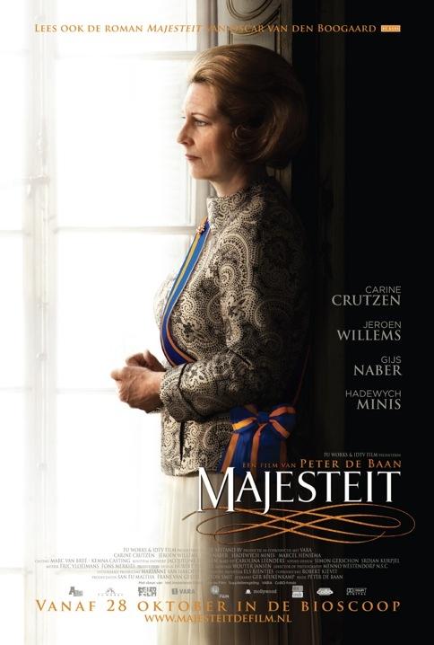 Majesteit poster, © 2010 A-Film Quality Film