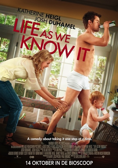Life as We Know It poster, © 2010 Warner Bros.