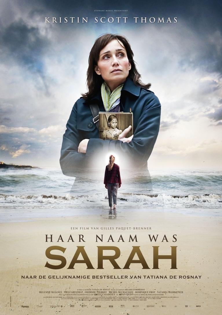 Elle s'appelait Sarah poster, © 2010 Benelux Film Distributors