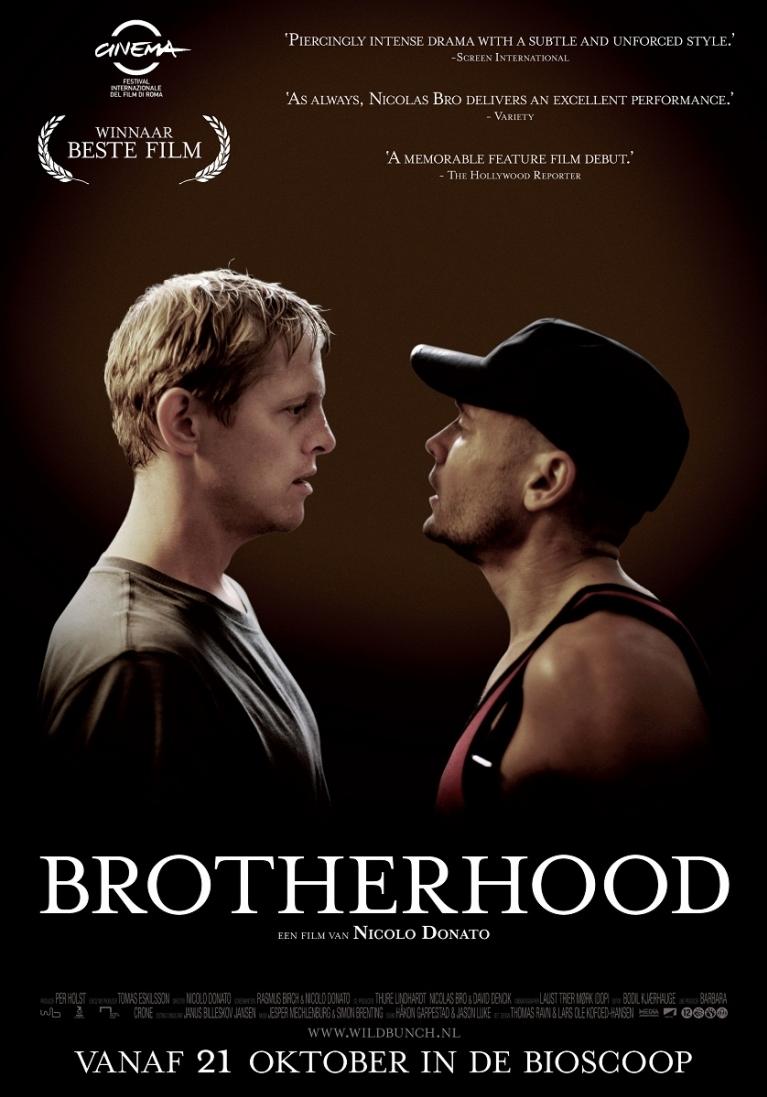 Broderskab poster, © 2009 Wild Bunch