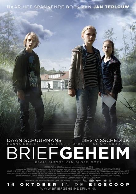 Briefgeheim poster, © 2010 A-Film Distribution
