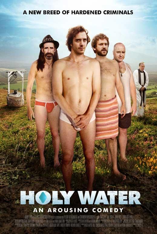 Holy Water poster, copyright in handen van productiestudio en/of distributeur