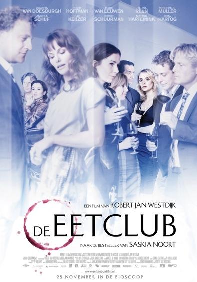 De Eetclub poster, © 2010 Benelux Film Distributors