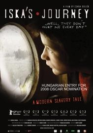 Iszka utazása poster, copyright in handen van productiestudio en/of distributeur