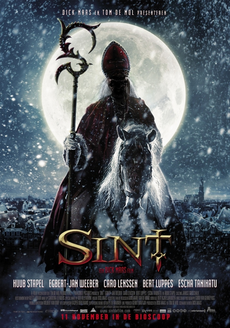 Sint poster, © 2010 A-Film Distribution