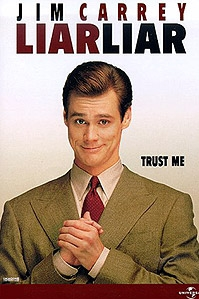 poster 'Liar Liar' © 1997 Universal Pictures