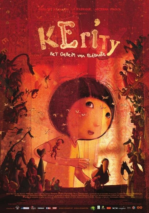 Kerity, la maison des contes poster, © 2009 Cinéart