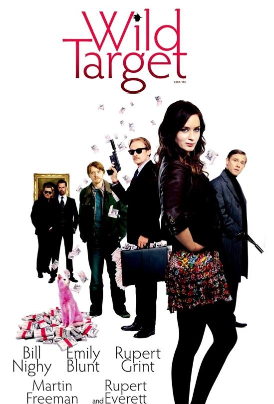 Wild Target poster, © 2010 Moonlight