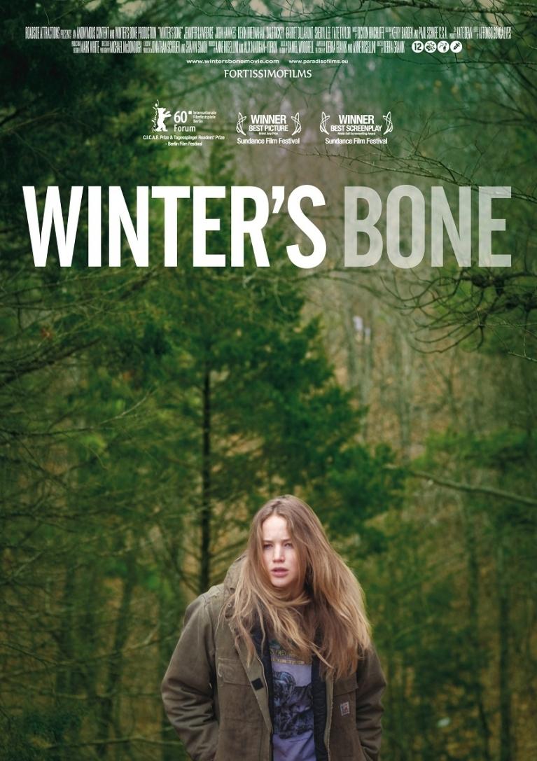 Winter's Bone poster, © 2010 Paradiso