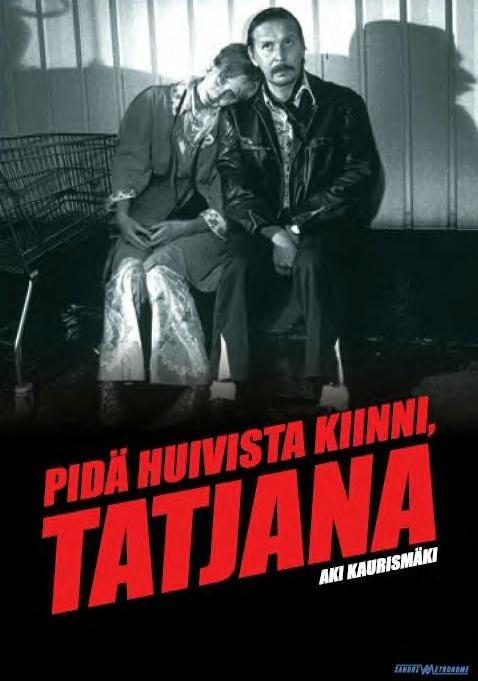 Pidä huivista kiinni, Tatjana poster, copyright in handen van productiestudio en/of distributeur