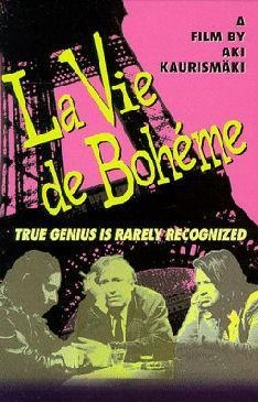 La vie de bohème poster, copyright in handen van productiestudio en/of distributeur