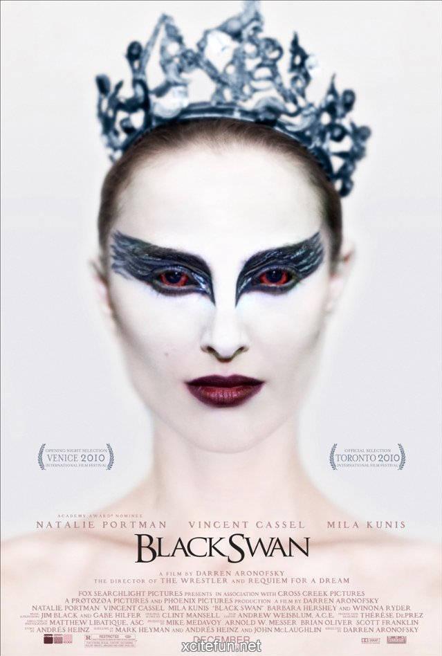 Black Swan poster, © 2010 Warner Bros.
