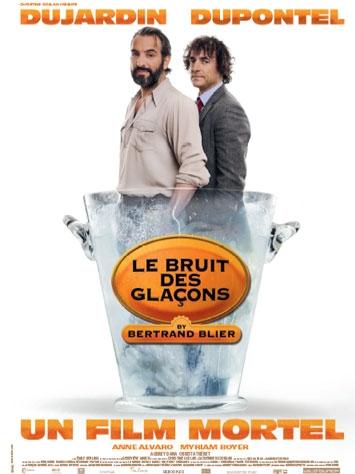 Le bruit des glaçons poster, copyright in handen van productiestudio en/of distributeur