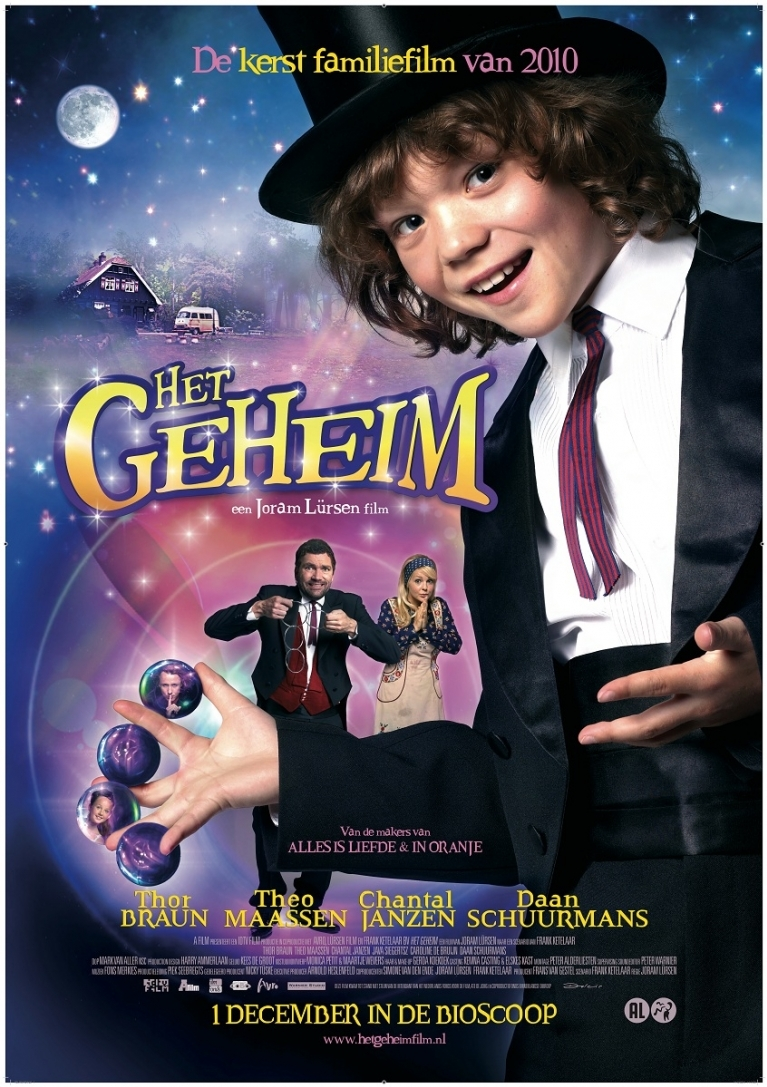 Het geheim poster, © 2010 A-Film Entertainment