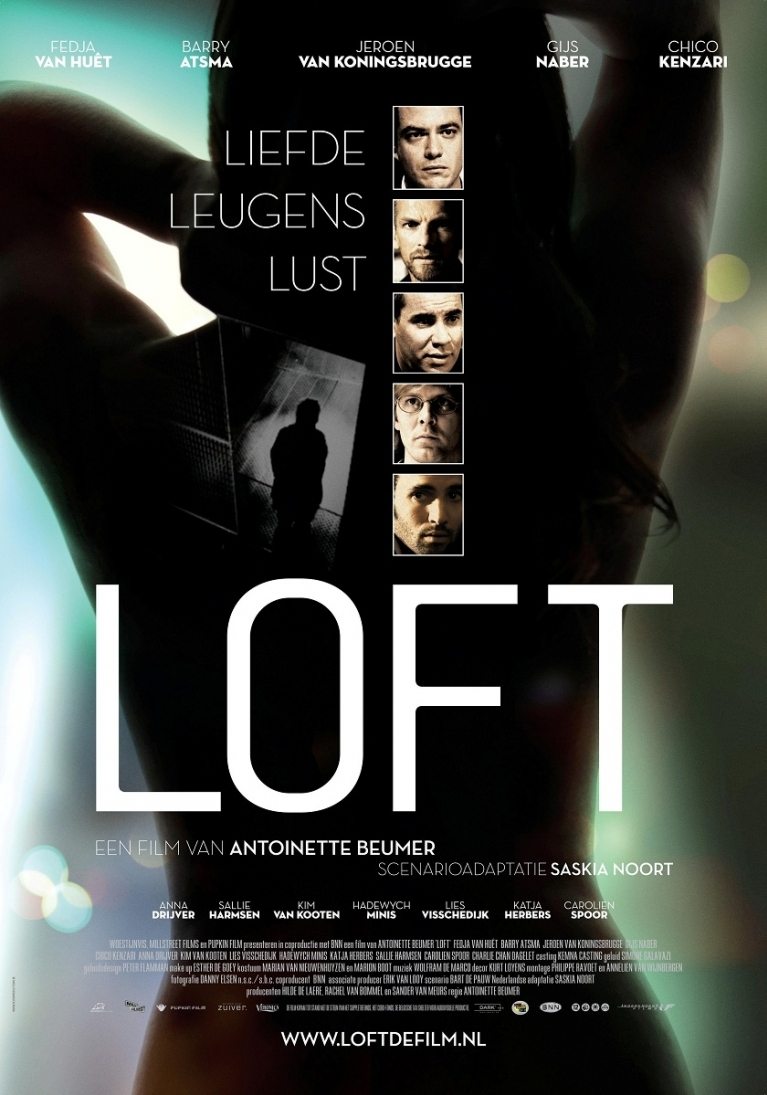 Loft poster, © 2010 Independent Films