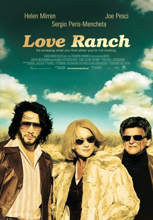 Love Ranch poster, © 2010 E1 Entertainment Benelux