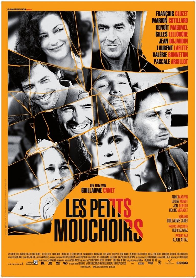 Les petits mouchoirs poster, © 2010 Cinéart