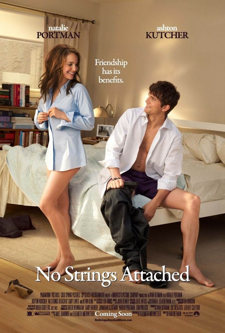 No Strings Attached poster, © 2011 Universal Pictures International