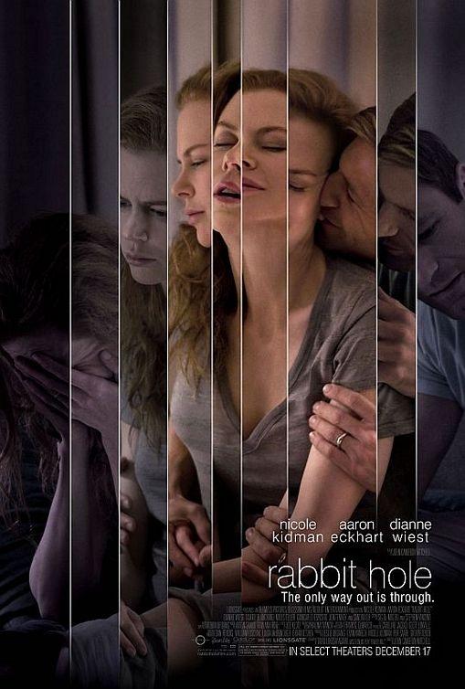 Rabbit Hole poster, © 2010 Benelux Film Distributors