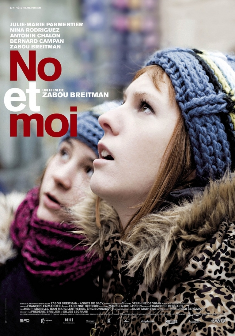 No et moi poster, © 2010 Benelux Film Distributors