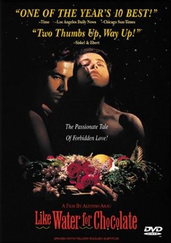 Poster 'Como agua para Chocolate' (c) 2001 IMDb.com