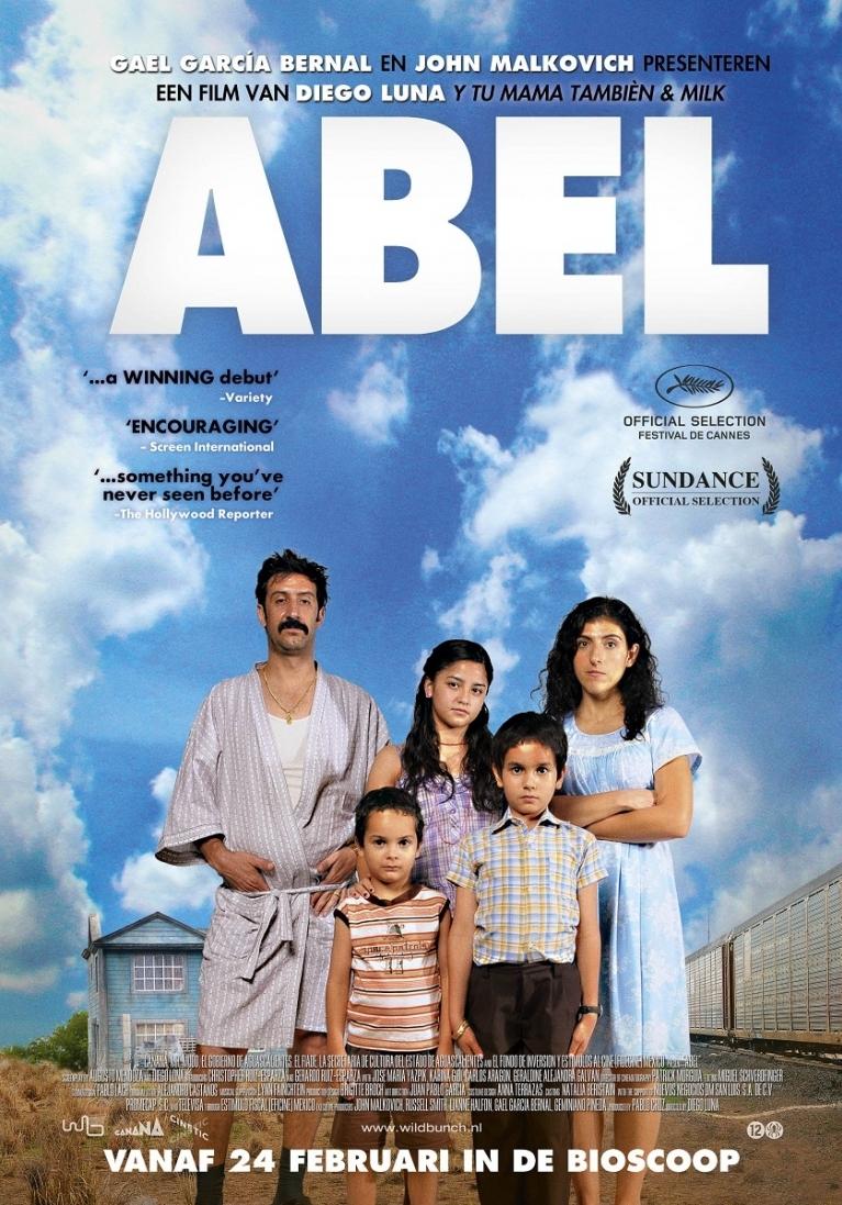 Abel poster, © 2010 Wild Bunch