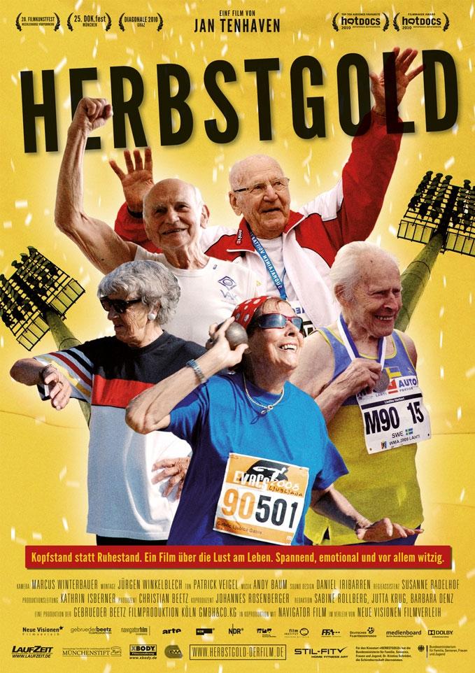 Herbstgold poster, © 2010 Cinema Delicatessen