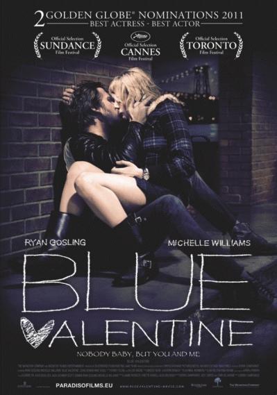 Blue Valentine poster, © 2010 Paradiso