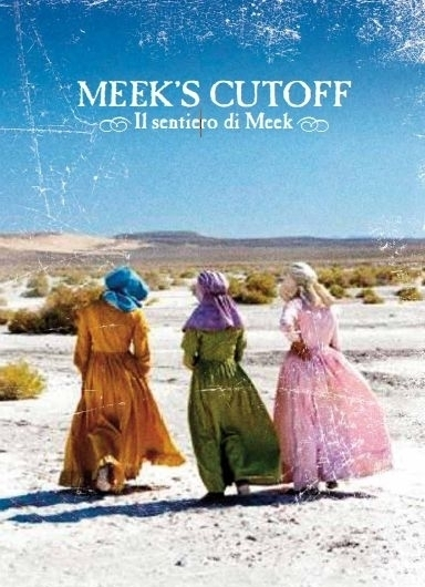 Meek's Cutoff poster, © 2010 Eye Film Instituut