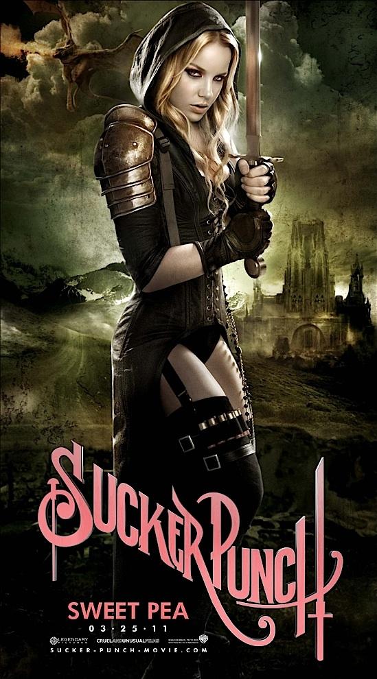 Sucker Punch poster, © 2011 Warner Bros.