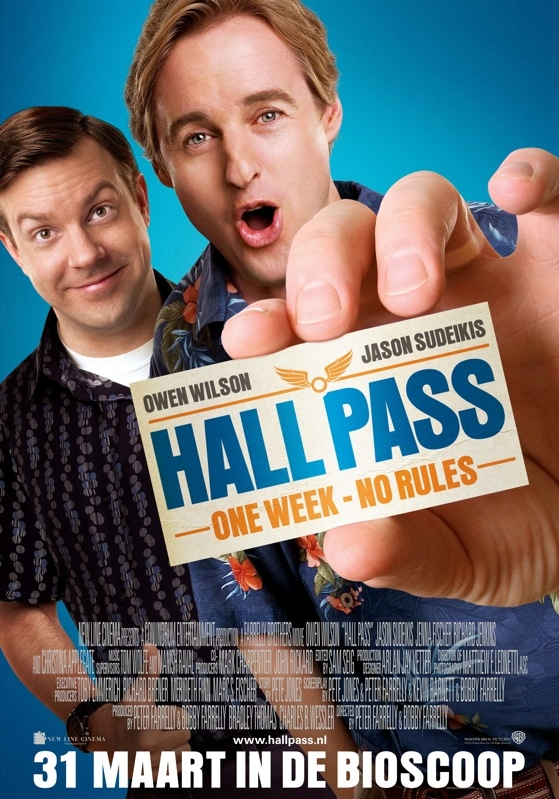 Hall Pass poster, © 2011 Warner Bros.