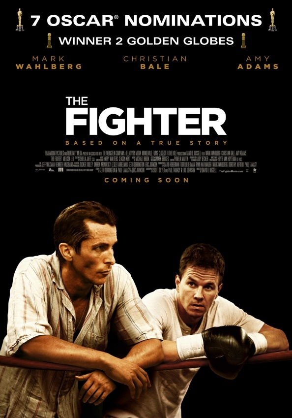 The Fighter poster, © 2010 A-Film Entertainment