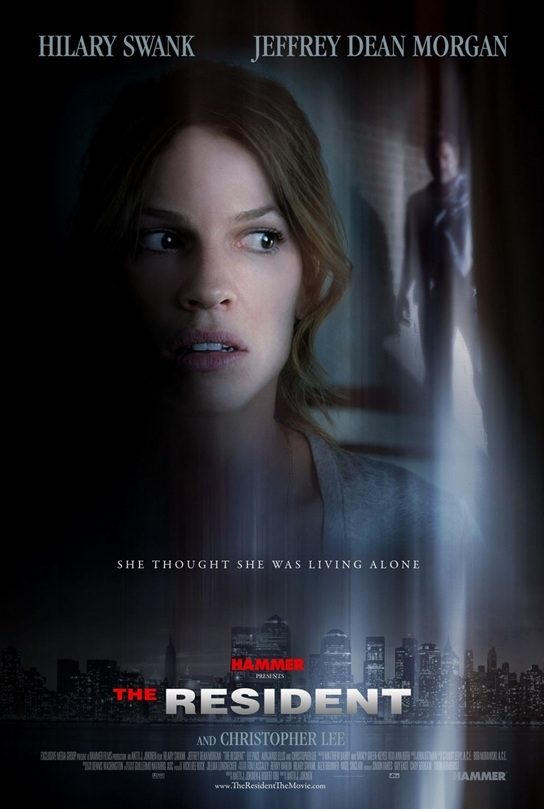 The Resident poster, © 2011 Independent Films