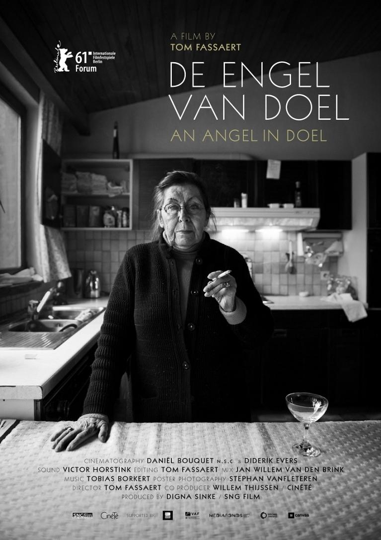 De engel van doel poster, © 2010 Amstelfilm