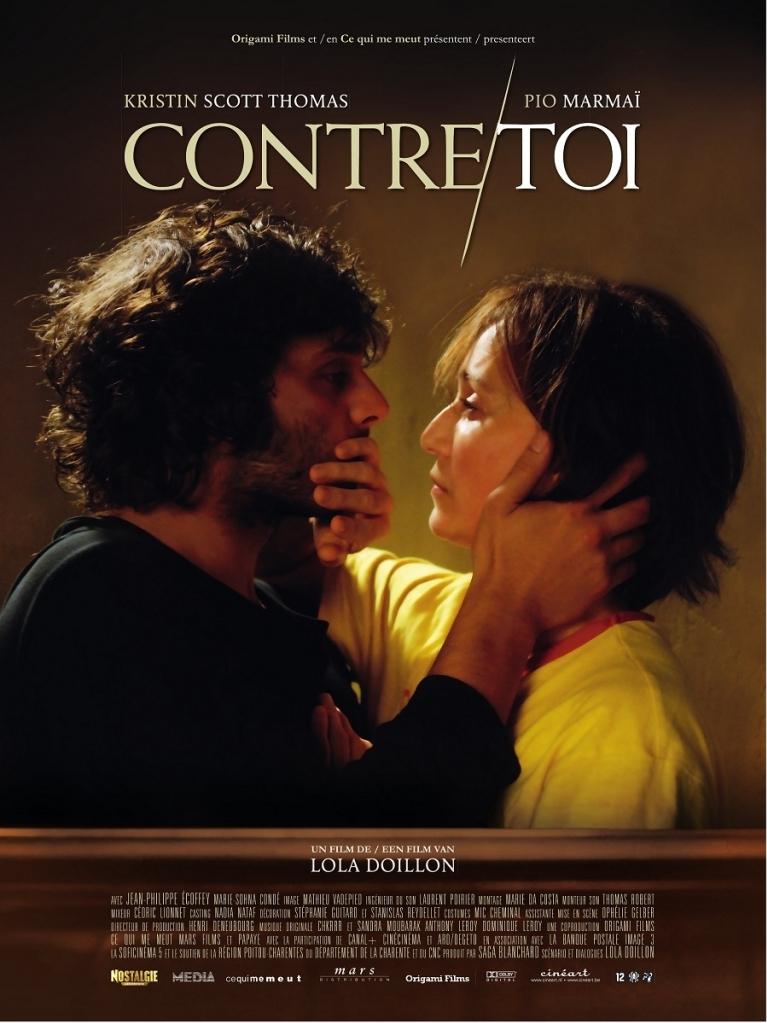 Contre toi poster, © 2010 Cinéart