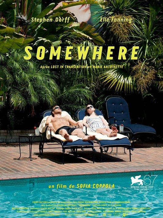 Somewhere poster, © 2010 A-Film Quality Film
