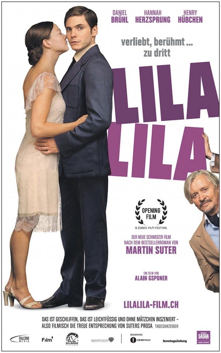 Lila, Lila poster, copyright in handen van productiestudio en/of distributeur