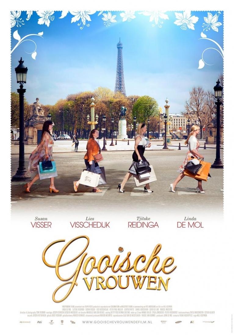 Gooische Vrouwen poster, © 2010 Independent Films