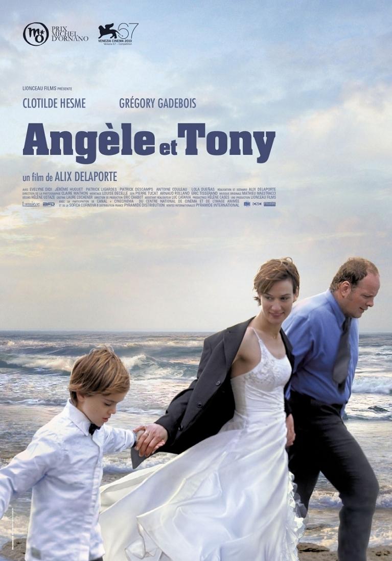 Angèle et Tony poster, © 2010 Benelux Film Distributors