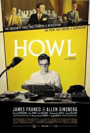 Howl poster, © 2009 A-Film Quality Film