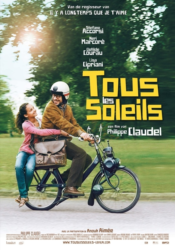 Tous les soleils poster, © 2011 Benelux Film Distributors