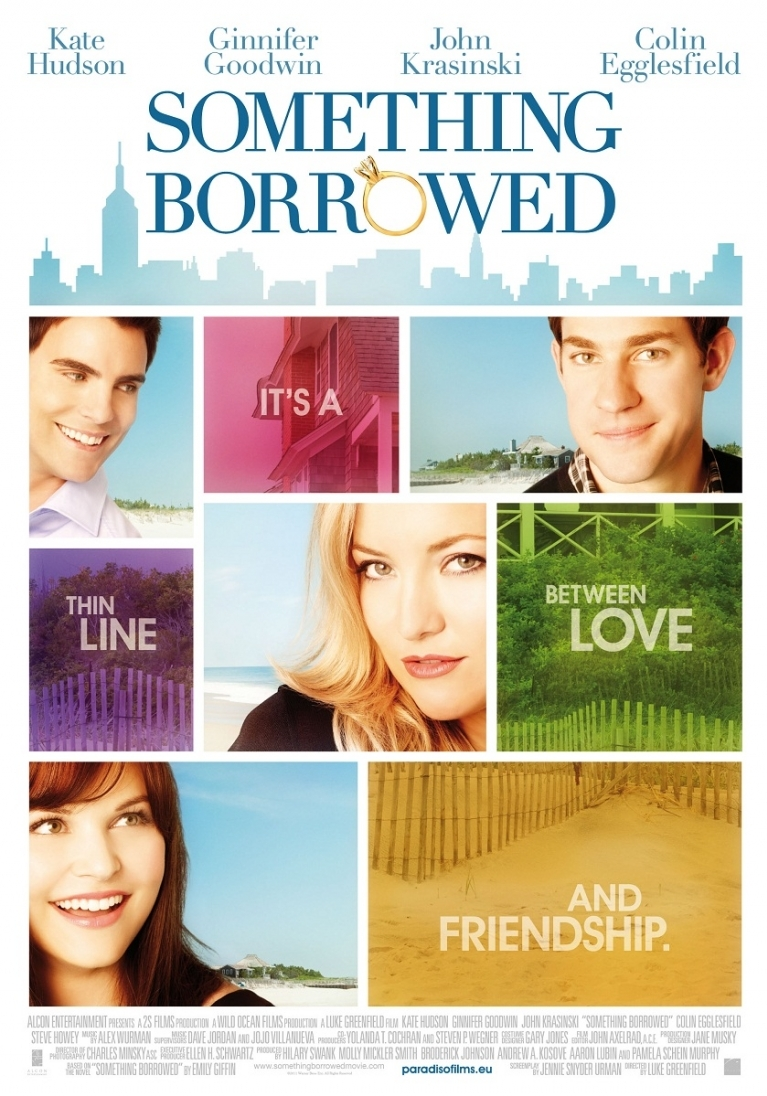 Something Borrowed poster, © 2011 Paradiso