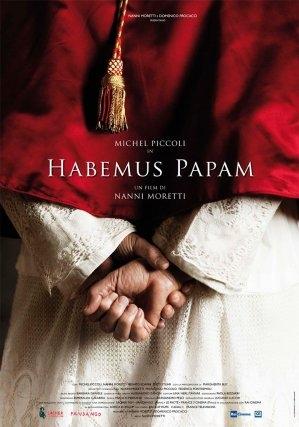 Habemus Papam poster, © 2011 Cinéart