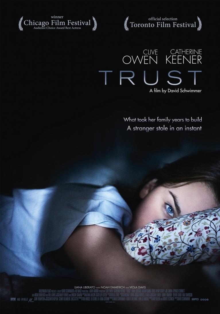 Trust poster, © 2010 Benelux Film Distributors
