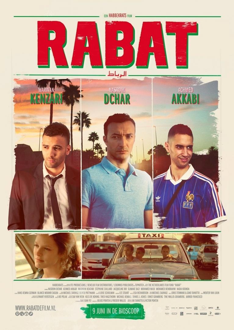 Rabat poster, © 2011 Benelux Film Distributors