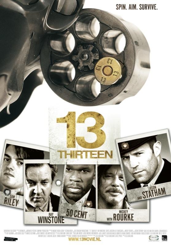 13 poster, © 2010 E1 Entertainment Benelux