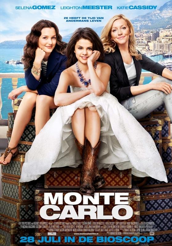 Monte Carlo poster, © 2011 20th Century Fox
